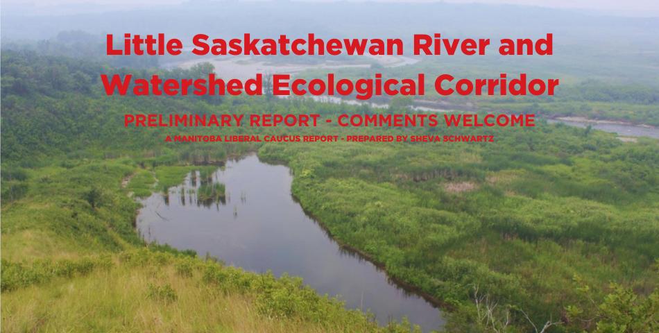Little Saske River Wildlife Corridor